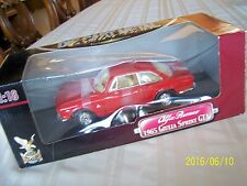 ROAD SIGNATURE Collectible Die Cast Alfa Romeo 1965 Giulia Sprint GTA Scale 1:18