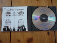 Procol Harum Grand Hotel  CHRYSALIS VK 41037  DIDX 4477 (044114103721) RAR!
