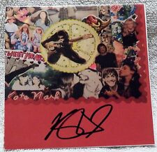 Kate Nash Signed Girl Talk CD Booklet with Free Sealed CD Auto