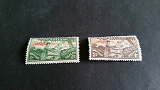 NEW ZEALAND 1946 SG 678-679 HEALTH STAMPS MNH