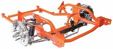NEW! TCI 67-69 Camaro IFS - 4-link Package