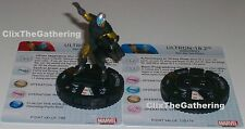 ULTRON-18.2 054A/054B Age of Ultron Marvel HeroClix Chase Rare