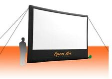 NEW Open Air Cinema H16 16' x 9'  Inflatable Home Theater Projection Screen