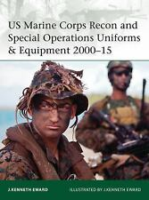 Elite: US Marine Corps Recon and Special Operations Uniforms and Equipment,...