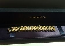 Tiffany & Co 2Ct 18K Gold and Diamond Bracelet £8000 valuation