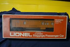Lionel 6-9506 Milwaukee Road Combo Baggage/Passenger Car - NEW