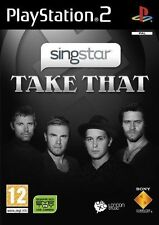 SINGSTAR PS2 TAKE THAT GAME BNIW NEW IN WRAPPER GIFT SEALED PAL