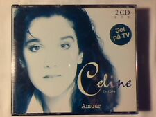 CELINE DION Amour 2cd FRANCE