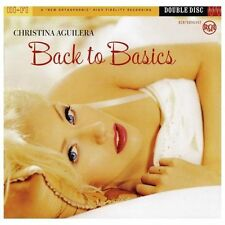 CHRISTINA AGUILERA - BACK TO BASICS - 2CD NEW SEALED 2006