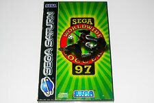 WORLDWIDE SOCCER 97 - SEGA - SATURN - COMPLET
