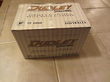 Dudley Core 50 Softball Synthetic TP2000 New 3 Dozen