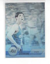1992-93 UPPER DECK BASKETBALL AWARD WINNER HOLOGRAMS JOHN STOCKTON #AW8 JAZZ