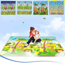 New Baby Letter Alphabet Mat Kid Toddler Crawl Play Game Picnic Carpet 200*180CM