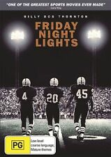 ●● FRIDAY NIGHT LIGHTS ●●(DVD, 2013) Billy Bob Thornton - Permian High Panthers