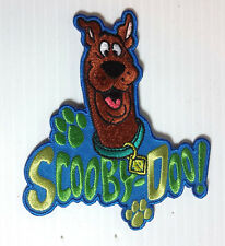 """Scooby Doo Die Cut 4"""" Embroidered Patch- FREE USA S&H (EBPA-SD-03)"""