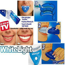 LED Light Teeth Whitening System Kit Tooth Cleaner Whitelight Dispatch CC6