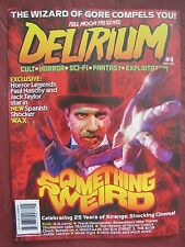 Delirium ( Full Moon Presents ) # 4 Uncirculated The Wizard of Gore
