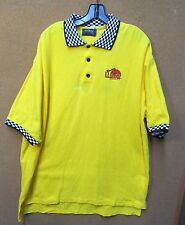 original Bill Wurster's LLUMAR RACING hydroplane race SHIRT shown on 2005 pin