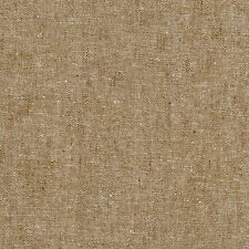 Robert Kaufman Essex Yarn Dye Fabric Taupe Linen/ Cotton Blend- Machine Wash BTY