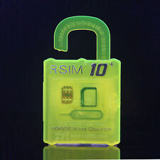R-SIM10+ For iPhone 6S&6&5&4S of Ios9.X&8.X&7.X General Nano Cloud Unlock Card