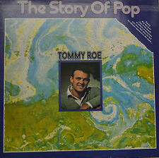 """THE STORY OF POP - TOMMY ROE  LP 12"""" (S603)"""