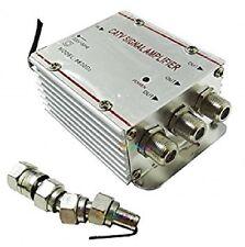 Amplificatore Segnale Tv Sdoppiatore Antenna 3 Uscite Da Digitale Terrestre hsb