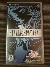 Final Fantasy 20th Anniversary (PlayStation Portable, 2007) COMPLETE tested psp