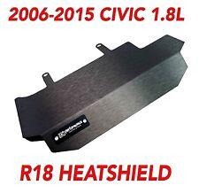 SCW Performance R18 Honda Civic 2006-2015 Engine Heat Shield Cover Custom 1.8L