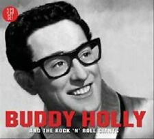 Buddy Holly & the Rock 'n' Roll Giants by Buddy Holly (CD, May-2010, 3 Discs,...