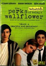 The Perks Of Being A Wallflower (Region 3) Movie Logan Lerman  Brand New DVD
