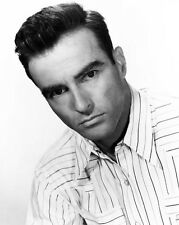MONTGOMERY CLIFT great portrait still - (a296)