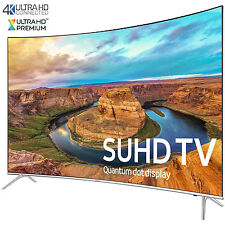 Samsung UN55KS8500 Curved 55-Inch Smart 4K SUHD HDR 1000 LED TV