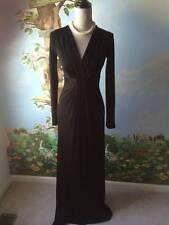 DIANE VON FURSTENBERG Womens Satin Evening Dress SZ 2 New  MSRP $528