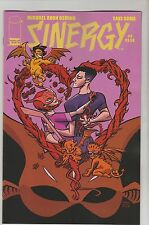 IMAGE COMICS SINERGY #4 FEBRUARY 2015 VARIANT A 1ST PRINT NM