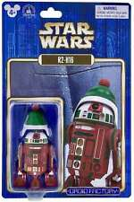 "Star Wars Disney Parks R2-H16 Holiday Christmas Droid Factory 3.75"" Scale MOC"