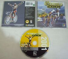 PC CICLISMO 2001 - DINAMIC - CD ROM GAME EMULATION VIDEO GIOCHI GAMES manager