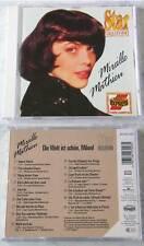 MIREILLE MATHIEU StarCollection / Die Welt ist schön, Milord .1987 Ariola CD TOP