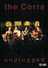 "THE CORRS ""UNPLUGGED"" DVD NEU"