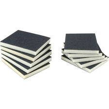 NEW Sponge Abrasive Pads 60g (Course) 10 Pack