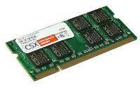 1GB DDR 333 Mhz Notebook RAM Speicher SO DIMM PC2700 DDR1 Laptop Markenspeicher