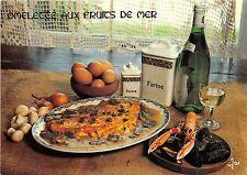 BF40220 omlette aux fruits de mer   france  recette recipe kitcken cuisine