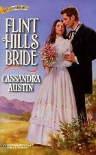 Flint Hills Bride Historical Romance Wedding Passion Novel Austin 1998 Suspense