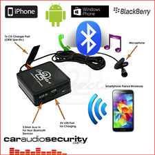VW Scirocco 2008  Bluetooth Music Streaming A2DP Adaptor Handsfree Wireless Kit