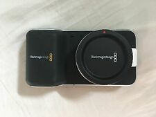 Blackmagic Design Pocket Cinema Camera Camcorder -  Black