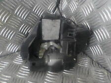 2004 MERCEDES E270 W211 CDI 4DR SALOON DRIVERS SIDE REAR DOOR LOCK MECHANISM