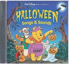 VARIOUS**DISNEY HALLOWEEN SONGS SOUNDS**CD