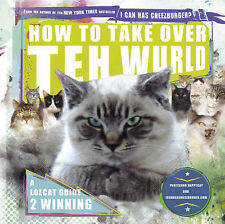 , icanhascheezburger.com, Happy Cat, Professor How to Take Over Teh Wurld: a lol