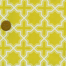 Joel Dewberry Modern Meadow Nap Sack JD39 Sunglow Yellow 100% Cotton Fat Quarter