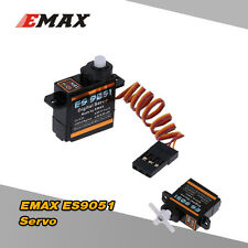 EMAX ES9051 4.3g Plastic Digital Servo for RC 3D F3P Airplane