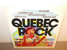 * Quebec Rock . Fugain . Gallant . Dubois . Butler . Contraction  . Dassin . LP